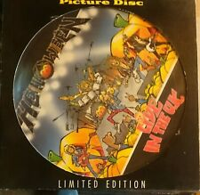 Helloween - live in the U.K. (1988) NOISE Vinyl Picture Disc LP OIS LIMITED