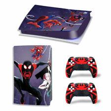 PS5 Digital Edition Skin Decal Sticker - Spiderman Design 13 - FREE P&P
