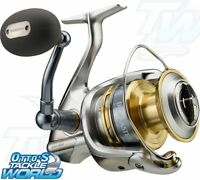 Shimano Biomaster SW-A 8000 HG Spinning Fishing Reel BRAND NEW @ Ottos Tackle Wo