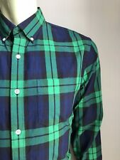 Bonobos Shirt, McDougal Plaid, Medium, Standard Fit, New-w/o-Tags