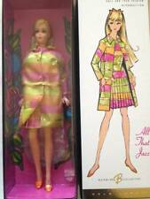 NEW All that Jazz Barbie  Reproduction doll Gold Label ( NRFB )