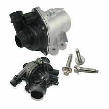 Electric Water Pump & Thermostat For BMW SERIES 1, 3, 5, 6, X5, Z4 135i 335i