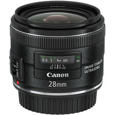 Canon EF 28mm f2.8 IS USM Wide Angle Lens 5179B005AA, London