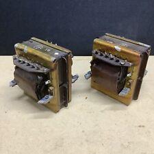 More details for vintage partridge valve amp transformer 1552b - 280-0-280v ac with 6.3v - 1 pc
