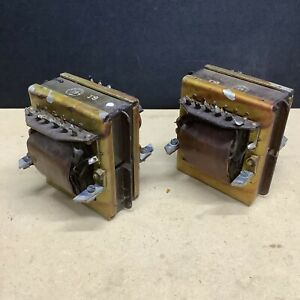 Vintage Partridge Valve Amp Transformer 1552B - 280-0-280v AC with 6.3v - 1 Pc