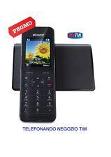 TELEFONO CORDLESS TELECOM FACILE LUSSO