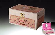 """Ballerina Music Box, 7.5 inches long, Plays """"Swan Lake"""", by Broadway Gifts"""