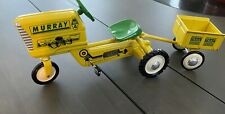 Hallmark Kiddie Car Classics Murray 1961 Tractor with Trailer Excellent!