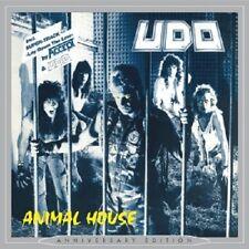U.D.O. - ANIMAL HOUSE (LTD.GATEFOLD/YELLOW VINYL/180 GRAMM) 2 VINYL LP NEW+