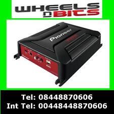 Pioneer gm-a3602 2 canal 400watt altavoz para automóvil SUB amplificador 90rms X 2 Nuevo