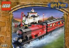 LEGO HARRY POTTER 'HOGWARTS EXPRESS' 4708 HERMIONE RON 100% COMPLETE GUARANTEE
