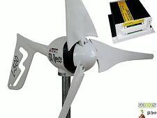 Kit Wind Turbine +charge controller 12V/L-500W white,Generator  iSTA Breeze®