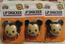 Lip Smacker Disney Tsum Tsum Lip Balm Spooky Ooky S'more Flavor Lip Smackers (3)
