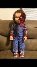 Child's Play 3 Battle Torn Chucky Doll Custom
