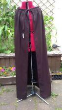 dark brown  cloak     last of stock  woollen look