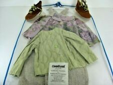 Cloudland Play Dolls Gardening Clothes Outfit By Shelley Thornton Tonner Doll Co