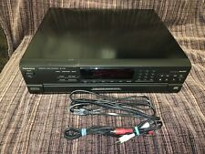 New listing Technics 5-Disc Cd / Compact Disc Changer, Model Sl-Pd8, In Excellent Condition