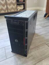 DELL PowerEdge T430 8 Bay-4800GB HDD 256 GB DDR4 Dual Intel Xeon E5-2623 No OS