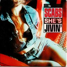 The Scabs - She's Jivin' (1993,Import) VG+/VG+