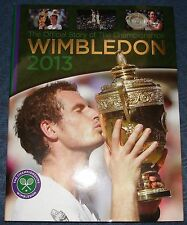 Wimbledon 2013: The Official Story of the Championships (Hardback). BN!