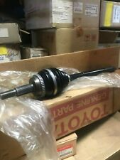 Genuine Toyota Highlander Kluger Left Hand Side Drive Shaft Assembly 2007-2013