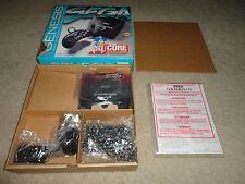 Sega Genesis 3 Core System Console Complete In Box CIB Model 3 Very Nice