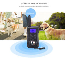 PaiPaitek PD520 Waterproof Rechargeable Remote Dog Training Shock Collar EU PLUG