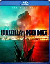 Godzilla vs. Kong - Blu-ray ONLY - Brand New - Ships June 8th