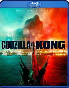 Godzilla vs. Kong - Blu-ray ONLY - Brand New - Ships Now