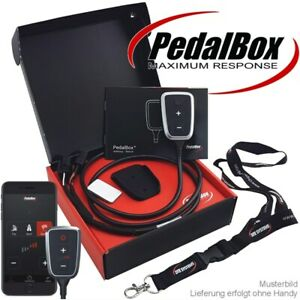 Dte Pedalbox Plus App Key Band For Mercedes-Benz W212