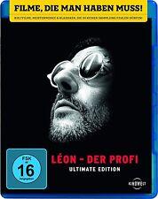 LEON, DER PROFI (Jean Reno, Natalie Portman) Blu-ray Disc NEU+OVP