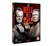 Official WWE - Hell In A Cell 2015 DVD