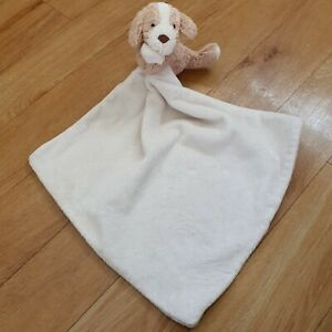 SEE DESCRIPTION Jellycat Soppy Puppy Dog Comforter Blankie Soother dou Jelly2948