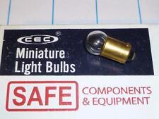 Miniature Lamp Bulb 53 CEC G-3-1/2 Mini Bayonet 12V .12A QTY-1 R51