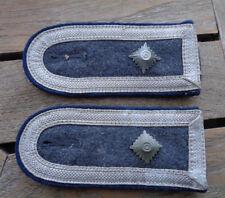 original   Paar  Schulterklappen Luftwaffe Sanitäter Feldwebel