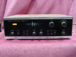 Working Pioneer SX- 440 Vintage AM/FM Stereo Receiver, Clean