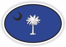 Nationalitätenkennzeichen South Carolina Aufkleber Autoaufkleber Auto Motorrad