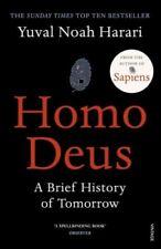 Homo Deus von Yuval Noah Harari (Buch) NEU