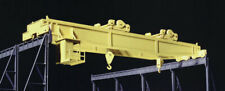 Walthers Cornerstone HO Scale Building/Structure Kit Heavy-Duty Overhead Crane
