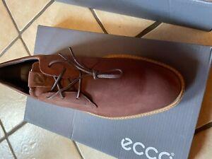 ECCO  eleganter Lederschuh, Neu und originalverpackt, nicht getragen !!
