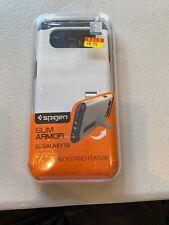 Spigen Slim Armor Series Case For Samsung Galaxy S6 - White