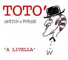 Toto': Sketch E Poesia, 'A Livella - CD