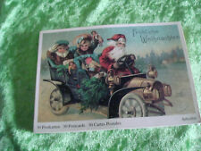 Fröhliche Weihnachten: Postkartenbuch mit 30 verschiedenen Postkarten ARTCOLOR