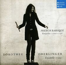 Dorothee Oberlinger - French Baroque [New CD]