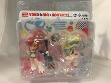 Gurren Lagann Twin Pack Yoko Nia Boota PSG Arrange Ver. PVC Painted Figure New
