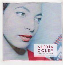 (GI132) Alexia Coley, Keep The Faith - DJ CD