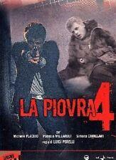 DvD LA PIOVRA Stagione 04 - (Box 3 Dischi) Contenuti Speciali .....NUOVO