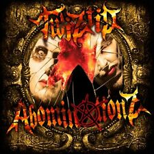 TWIZTID-ABOMINATIONZ (MADROX VERSION)  (US IMPORT)  CD NEW