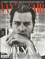 Johnny Depp Vanity Fair Magazine Mercedesz Henger Alessandro Preziosi Brexit