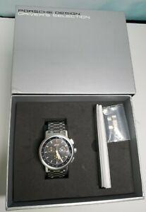 Porsche Design 911 Classic Chronograph WAP0700060C Driver's Selection Watch